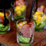Smoked-Duck-with-Mango-Salsa