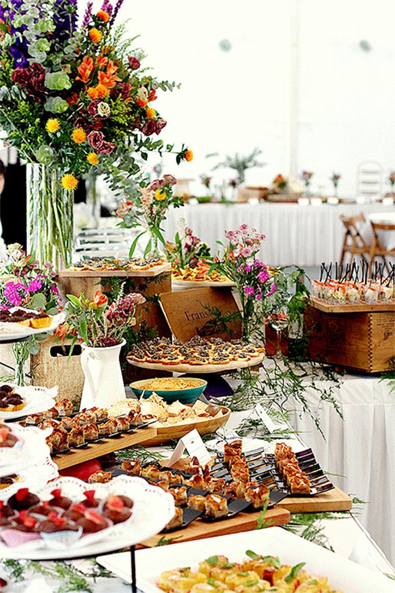 Bestwedding catering